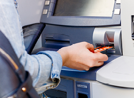 How to Spot an ATM Skimmer