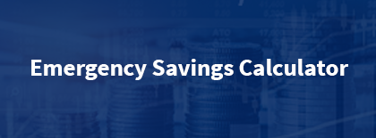 Emergency Savings Calculator