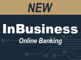 New InBusiness Online Banking